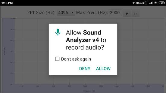 Sound Spectrum Analyzer for PC / Windows 7, 8, 10 / MAC Free