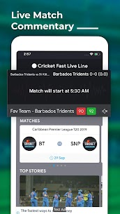 Cricket Fast Live Line App Download For Android and iPhone 1