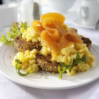 Gourmet Breakfast With Eggs Recipes.