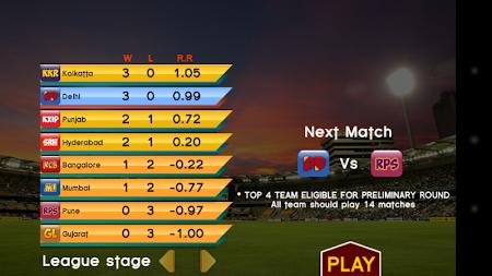 World Cricket: I.P.L T20 2016 0.1.2 screenshot 1181992