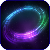 Galaxy Colors Live Wallpaper