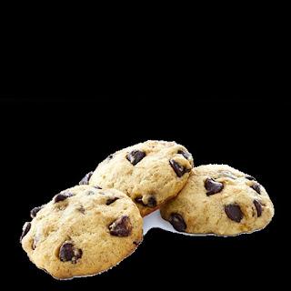 Chocolate Chip Banana Cookies Recipe with Truvía® Baking Blend
