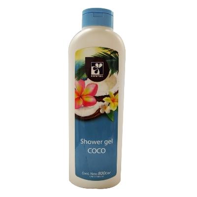 Shower Gel Farmatodo Coco 800mL