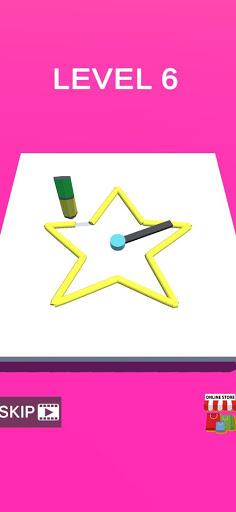 Line Color Painter screenshot 2