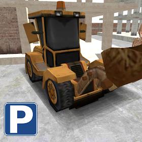 строительство парковка для