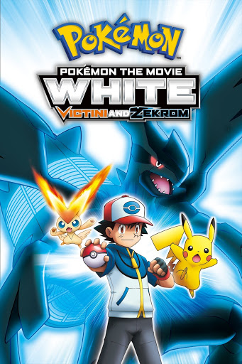 Pokemon The Movie White Victini And Zekrom Movies On Google Play