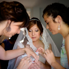 Fotografo di matrimoni Marco Fardin (fardin). Foto del 16.10.2015