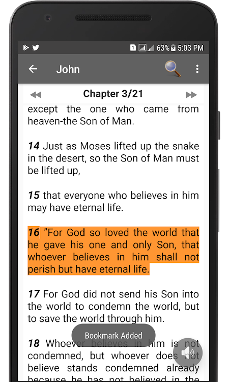 Bible Offline - The Holy Bible in NIV, KJV + Audio – (Android Apps