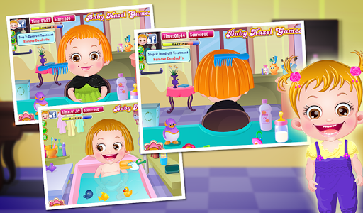 Baby Hazel Baby Care Games 9 screenshots 7