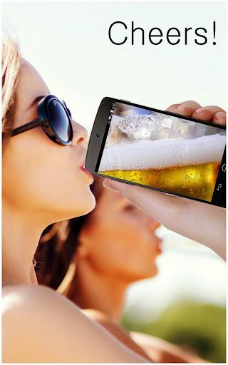 iDrinkビール