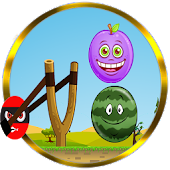 Angry Fruits Knockdown 2