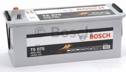 Bosch 12V 140Ah Start.