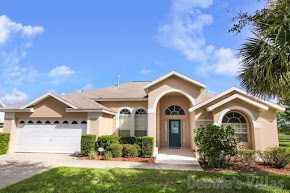 Disney area villa, wheelchair accessible, pool and spa, lake view, air-conditioned games room