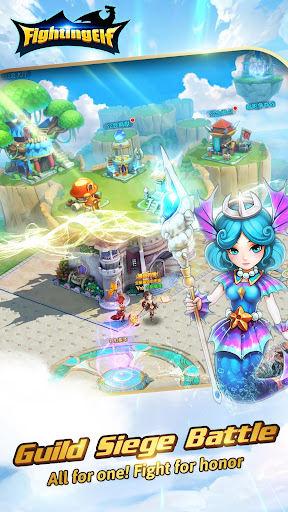 Fighting Elf - screenshot
