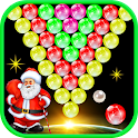 Bubble Christmas icon