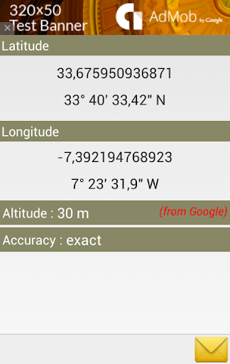 Share GPS SMS
