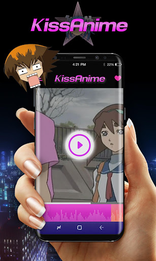 TV Kissanime Watch/Download - Free Web Browser for PC