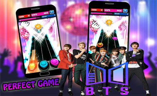 Code Triche K-POP Guitar Hero 2019 APK MOD screenshots 3
