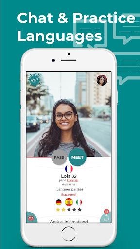 New International Friends- Meet - Languages: LEEVE 3.2.6 3
