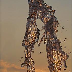 by Fred Starkey - City,  Street & Park  Fountains (  )
