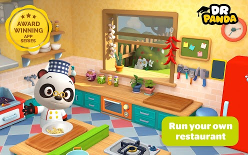Dr. Panda Restaurant 3 Screenshot