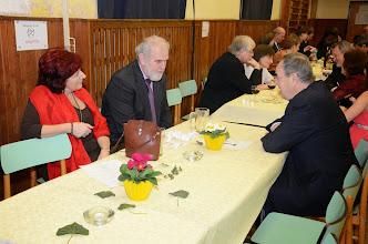 Photo: Starostové Vinoře - bývalý a nynější.
