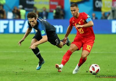 Pas de Hazard dans les trois nominés pour le joueur UEFA de l'année 2018