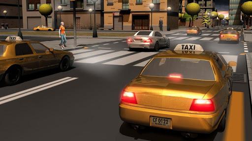 Real Taxi parking 3d Simulator  screenshots 5