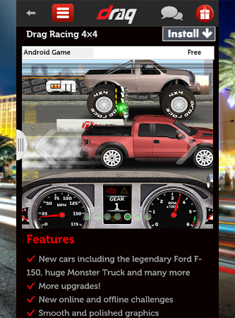 Drag Racing Games 1.8.4 screenshot 677647