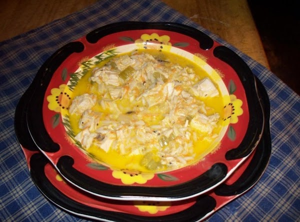 Chicken Or Turkey Wild Rice Chowder Recipe
