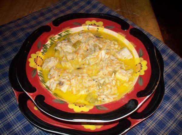 Chicken Or Turkey Wild Rice Chowder