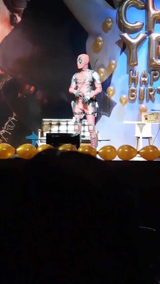 exo chanyeol deadpool 2