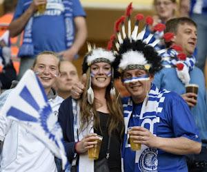 Groot probleem in Ghelamco Arena: nog drie uur feest, maar het bier is nu al op!