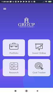 BH Group - náhled