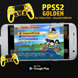 Download PPSS2 Golden (Golden PS2 Emulator) for android