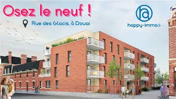 Appartement 3 pièces 55,24 m2