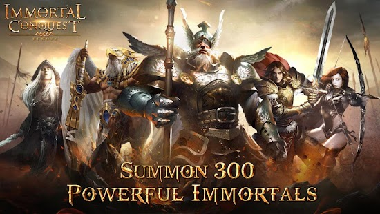 Immortal Conquest: Europe- screenshot thumbnail