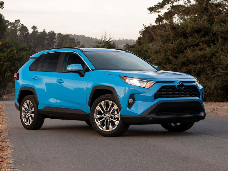 The fifth-generation Rav4 brings a bolder design to the SUV ranks.