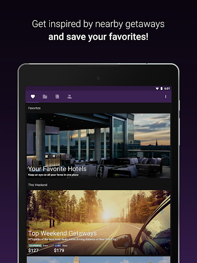 Hotel Tonight - Amazing Deals app (apk) free download for Android/PC/Windows screenshot