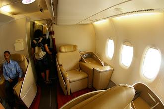 Photo: First Classe A380