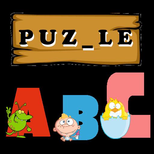 シンプルなワードパズルキッドゲーム 教育 LOGO-玩APPs