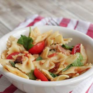 BLT Pasta Recipe