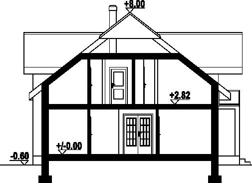 Antonin p 31 - Przekrój