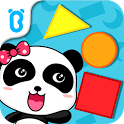 Baby Panda Learns Shapes icon
