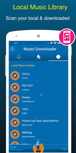 Free Music Downloader & Mp3 Music Download & Song screenshot 7