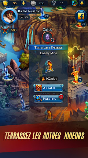 Defenders 2: Tower Defense CCG  captures d'u00e9cran 4