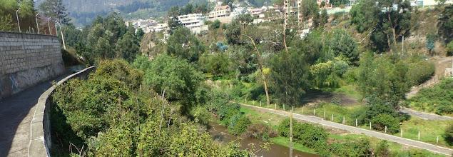 Photo: The Paseo Ecologico in Ambato