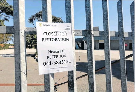 Employees sent home as Bay hotel troubles deepen