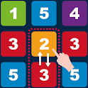 Swap n Match Numbers: Match 3 Puzzle icon