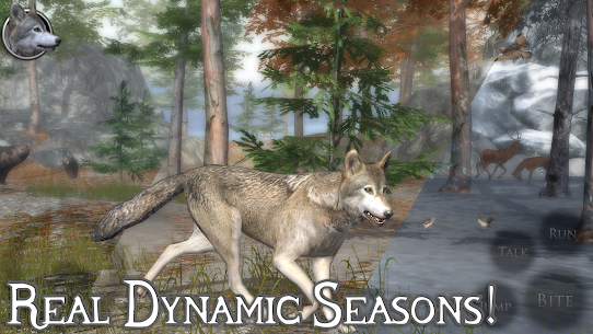 Ultimate Wolf Simulator 2 [Mod] 3